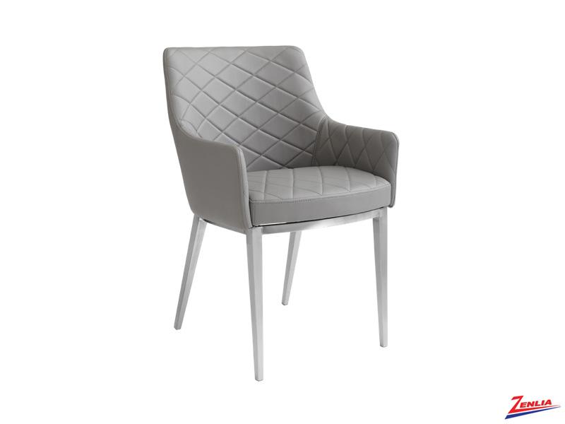 Chas Armchair Grey