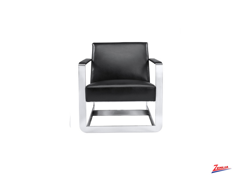 Cleve Armchair Black