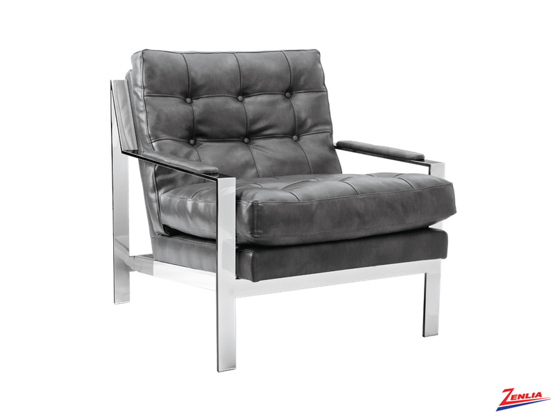 Cour Armchair Grey