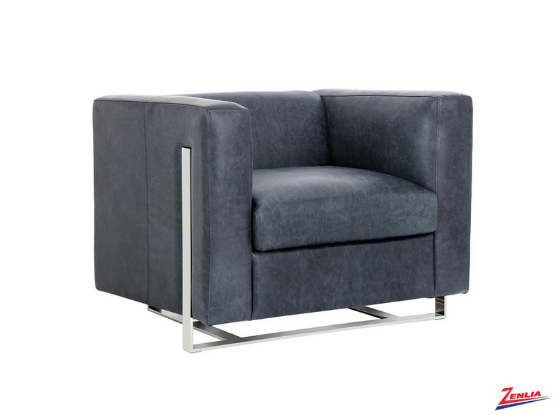 Keat Armchair Blue