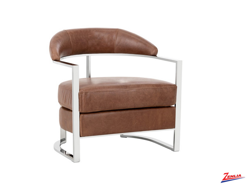 Kent Armchair Brown