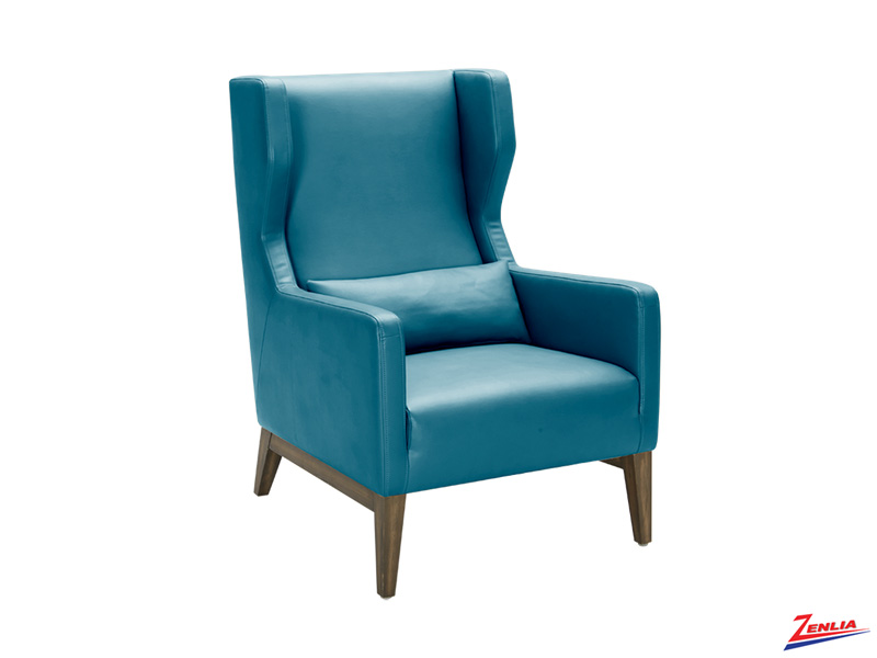 Messi Armchair Turquoise