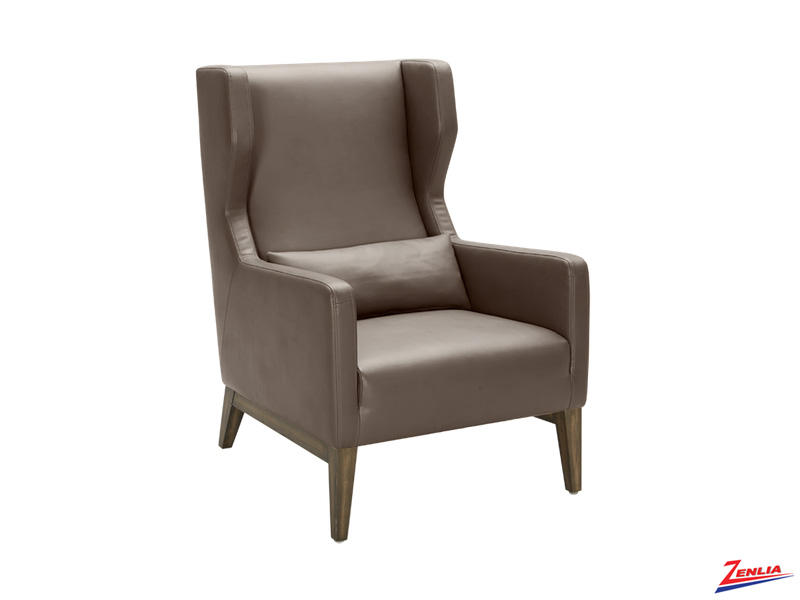 Messi Armchair Grey