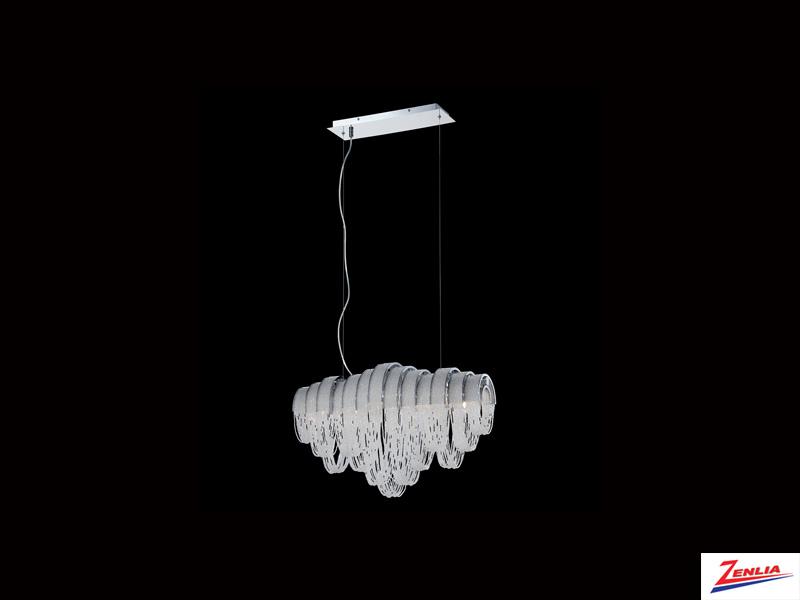 Sage 5 Light Linear Chandelier
