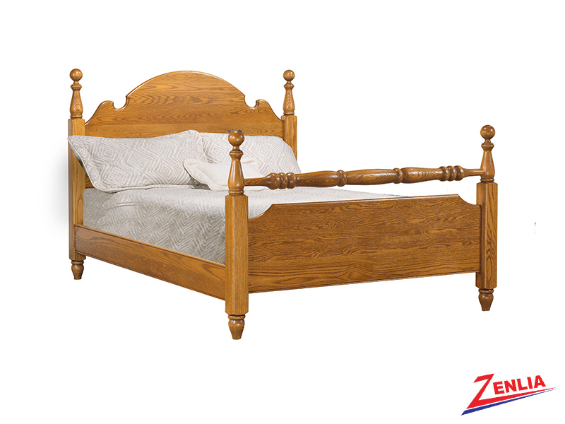 Country Cannonball Bed