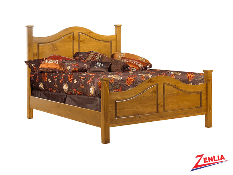 Have Curved Panel Bed