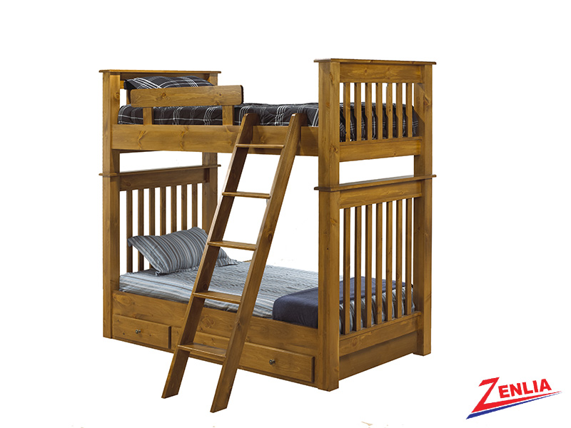 Have Bunk Single Over Single Bed