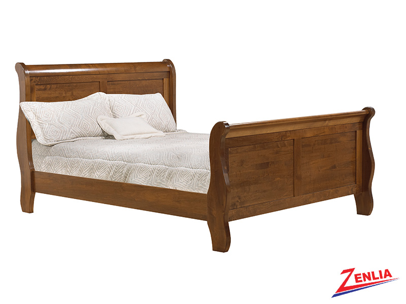 Lake Sleigh Bed