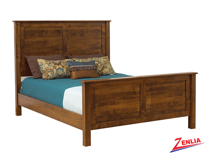 Lake Panel Bed