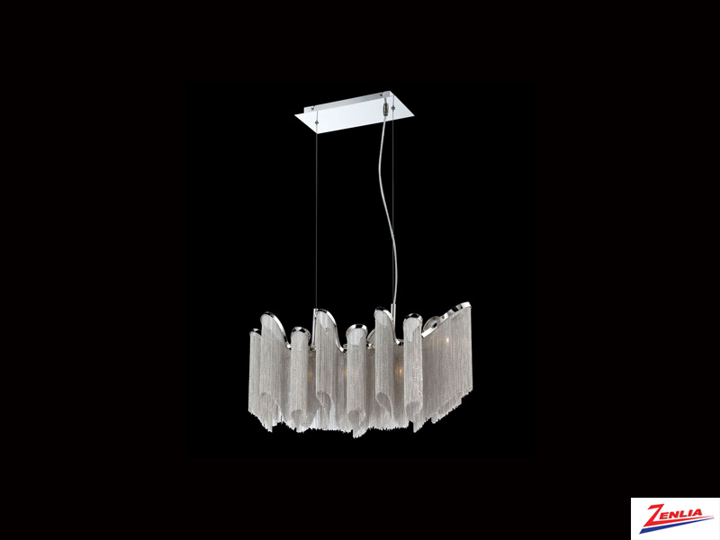 Cade 5 Light Pendant