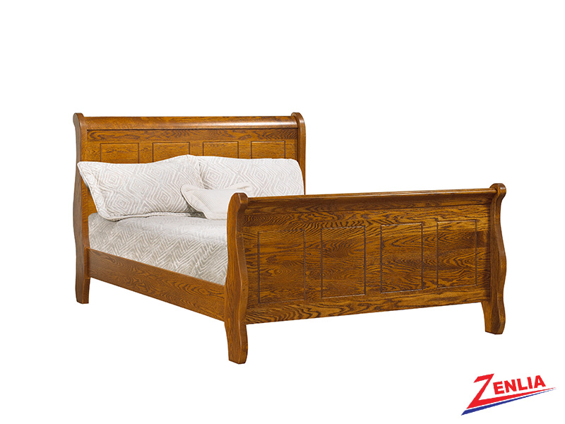 Miss Sleigh Bed