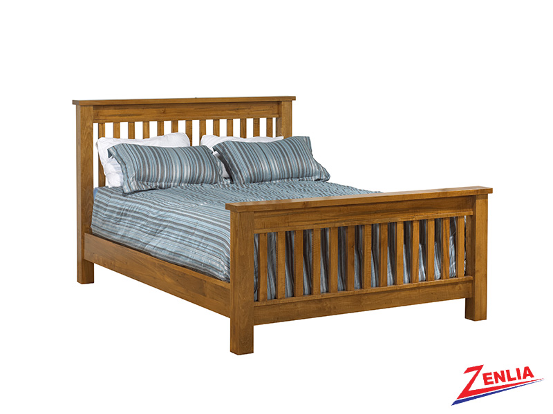 Ruff Slat Bed