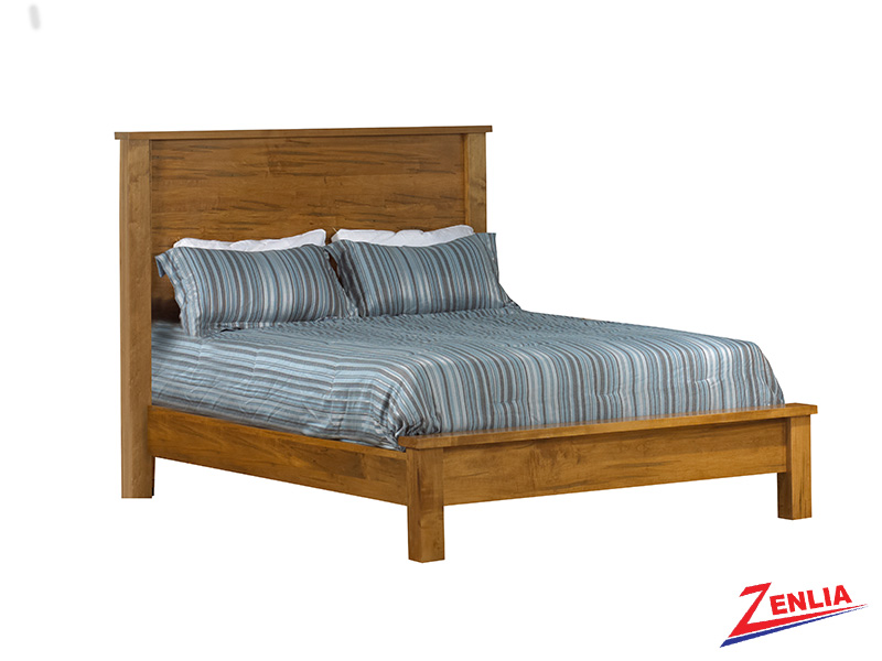 Ruff Low Footboard Bed