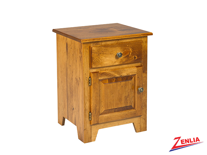 Have 1 Drawer 1 Door Night Stand Small