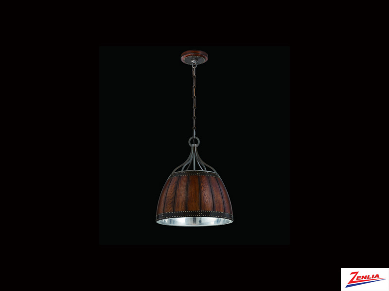 Mano 1 Light Pendant