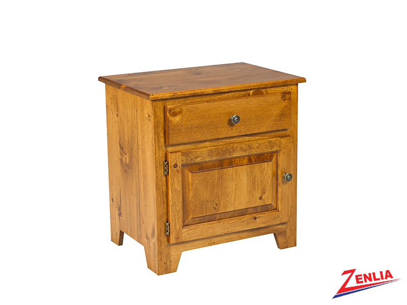 Have 1 Drawer 1 Door Night Stand Large
