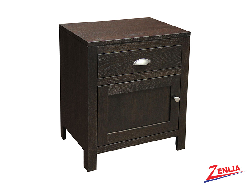 Urban 1 Drawer 1 Door Night Stand Small
