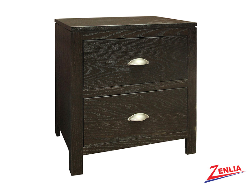 Urban 2 Drawer Night Stand Large