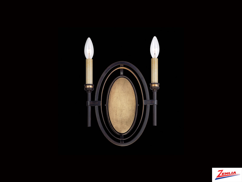 Infin 2 Light Wall Sconce