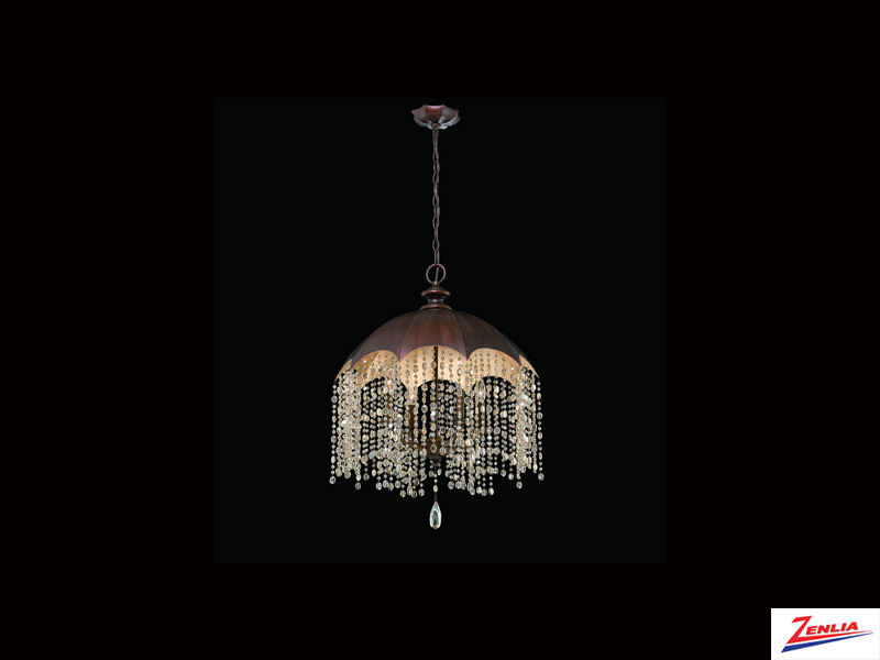 Ombre 4 Light Pendant