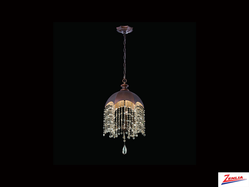 Ombre 3 Light Pendant