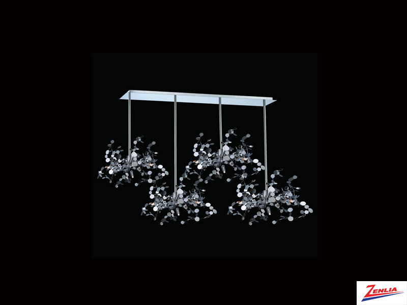 Div 12 Light Pendant