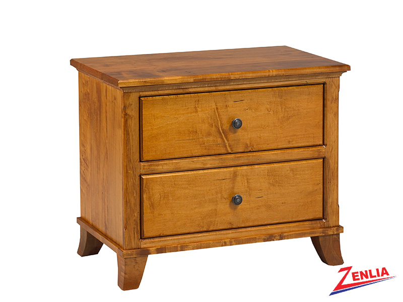 Bour 2 Drawer Chest