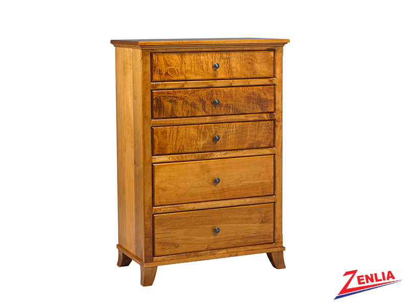 Bour 5 Drawer Chest