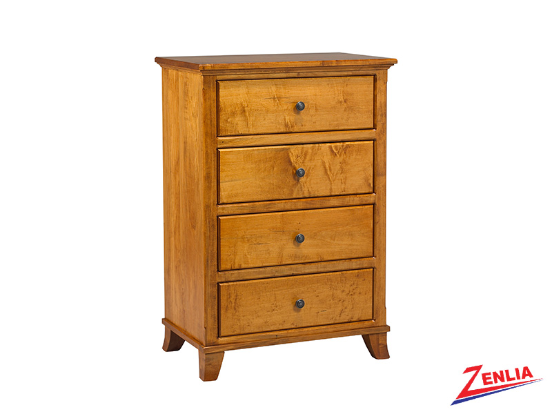 Bour 4 Drawer Chest Small