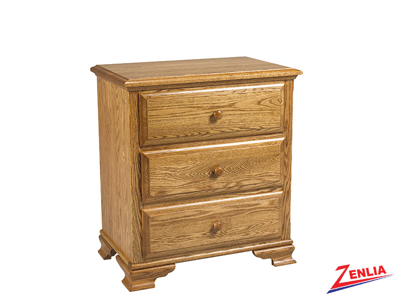 Country 3 Drawer Chest