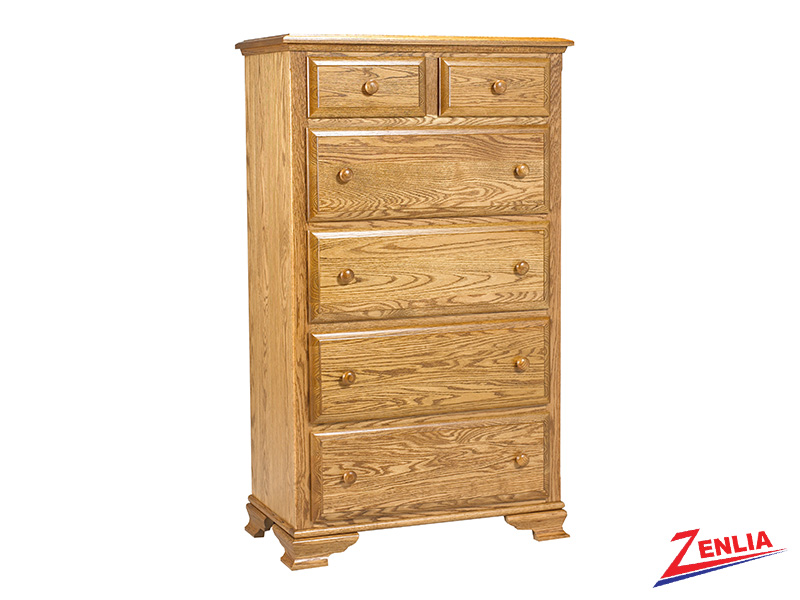 Country 6 Drawer Chest