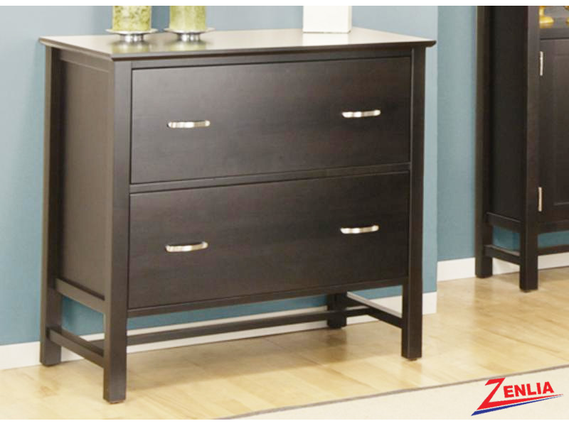 Brook 2 Drawer Filing Cabinet