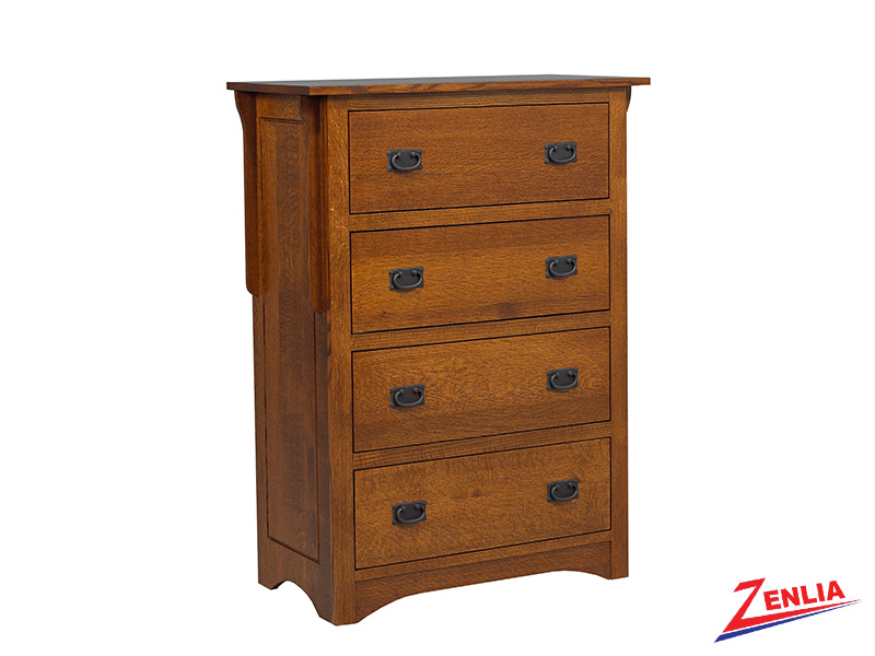 Miss 4 Drawer Chest Large