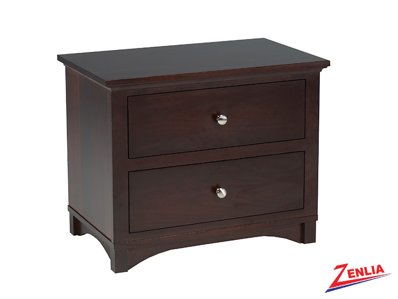Mont 2 Drawer Chest