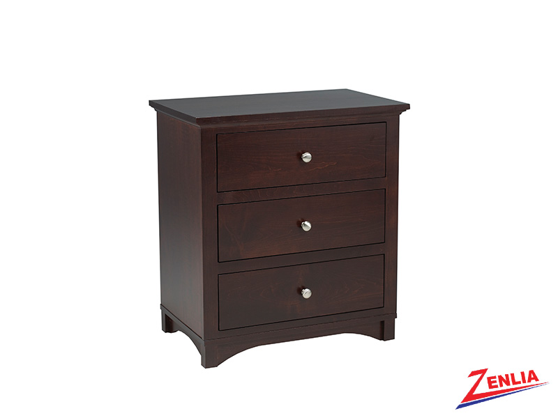Mont 3 Drawer Chest
