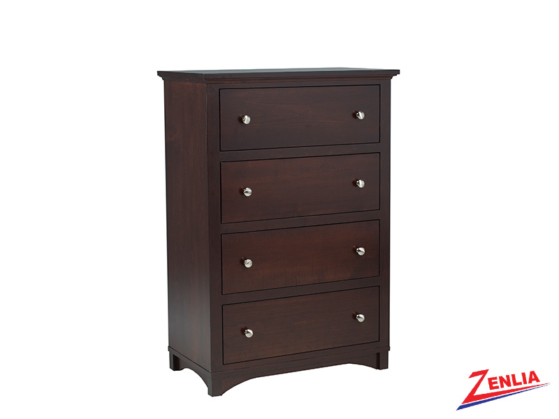 Mont 4 Drawer Chest Large