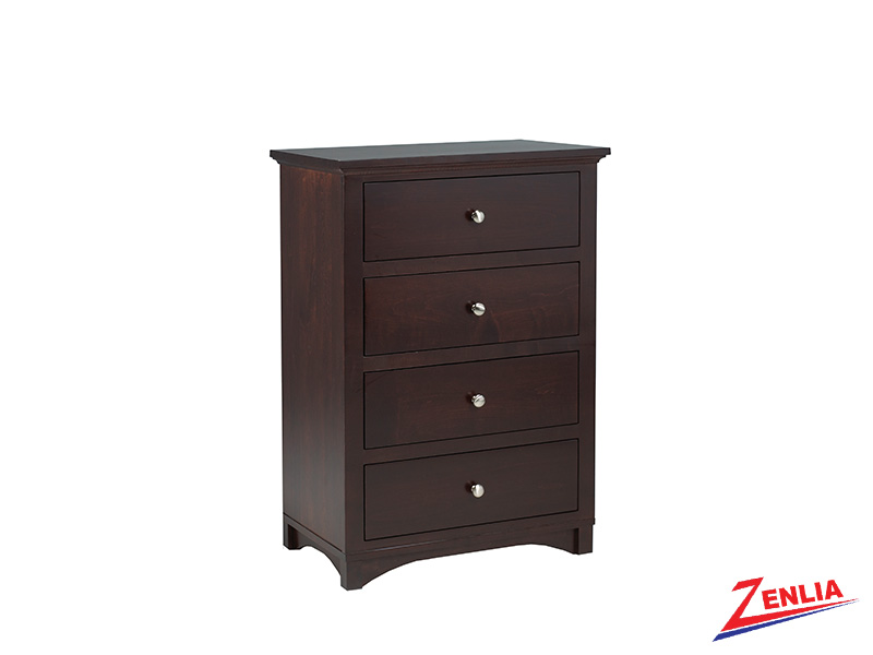 Mont 4 Drawer Chest Small