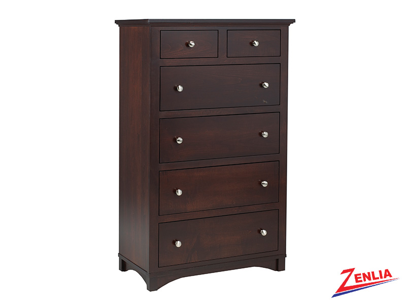 Mont 6 Drawer Chest