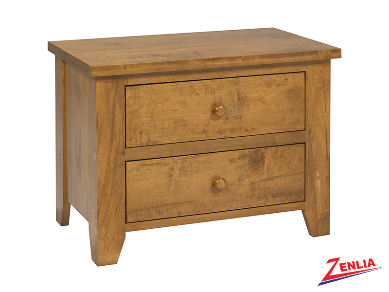 Ruff 2 Drawer Chest