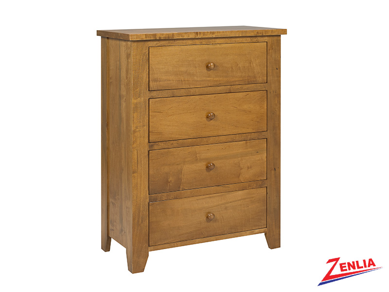 Ruff 4 Drawer Chest Large