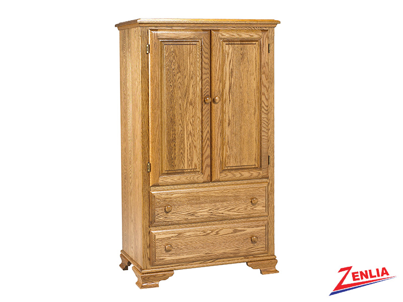 Country Mini Wardrobe Armoire