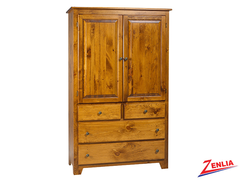 Have Plain Top Armoire Large