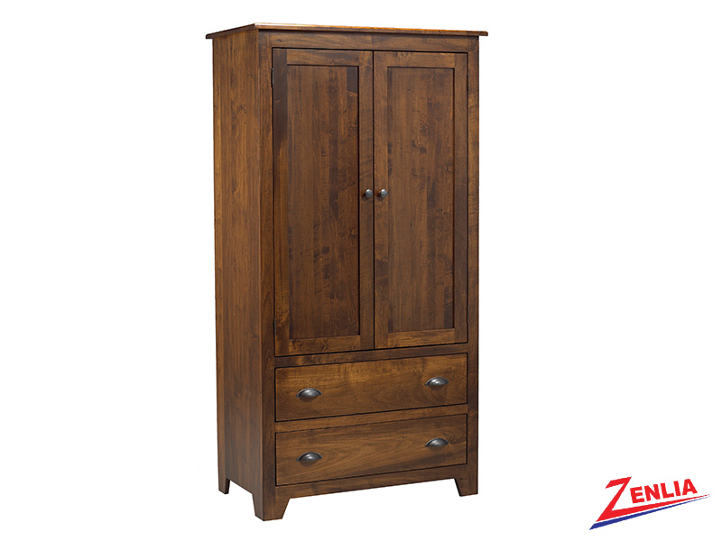 Lake Plain Top Armoire