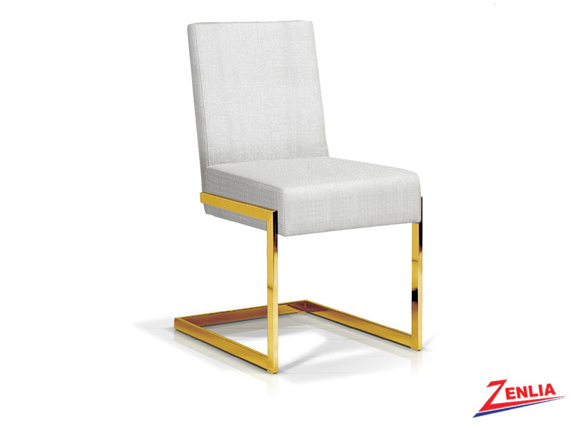 Abb Brass - Side Chair