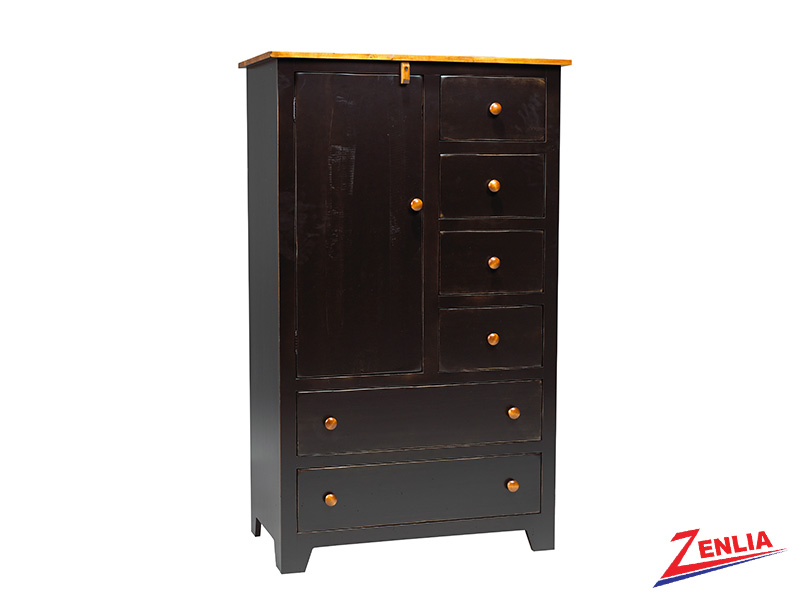 Rust Ladies Chest Armoire