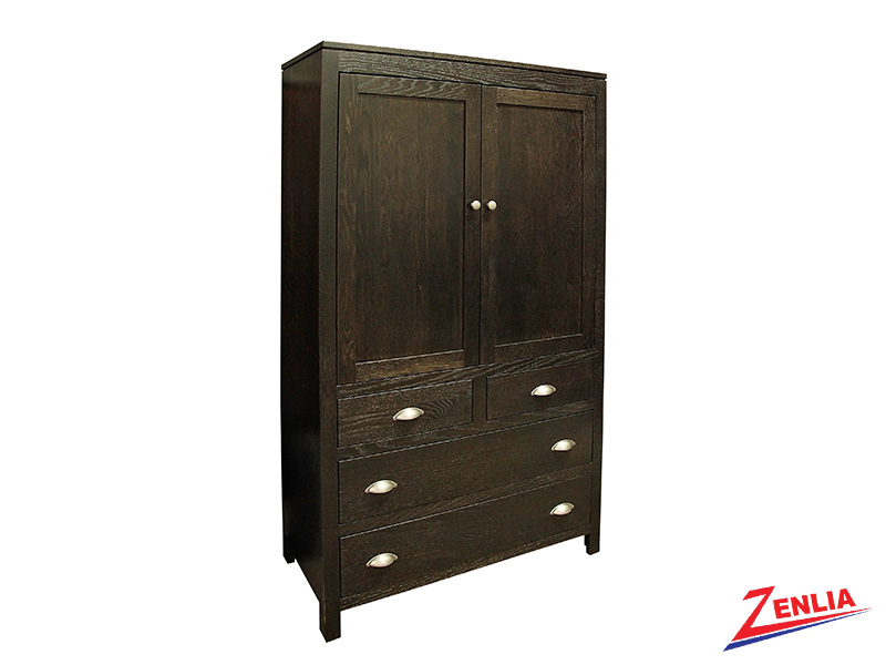 Urban Plain Top Armoire Large