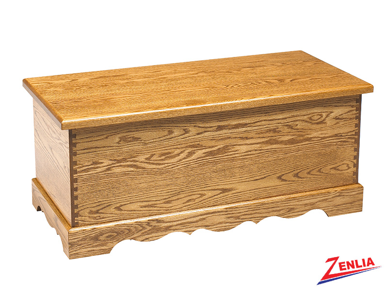 Country Coffee Table Blanket Box