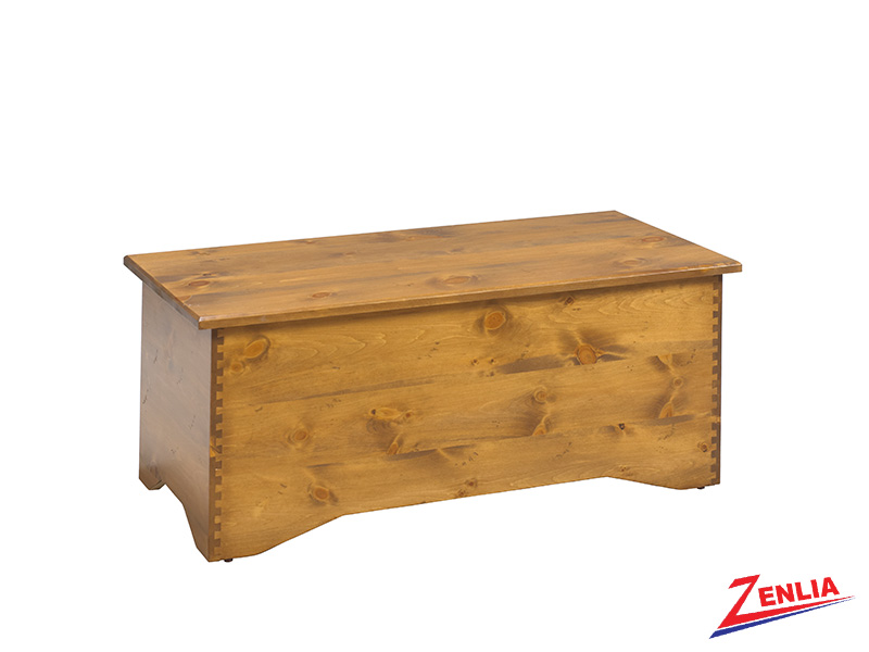 Lake Coffee Table Blanket Box