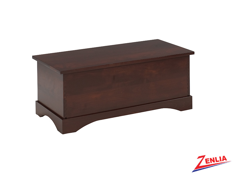 Mont Coffee Table Blanket Box