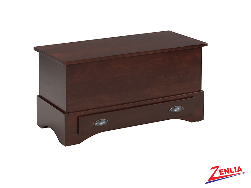Mont Blanket Box With Drawer